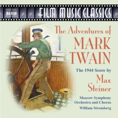 The Adventures Of Mark Twain (Score) (P.2)  - Max Steiner