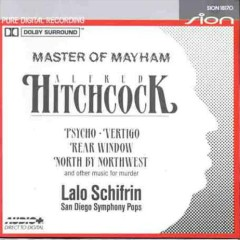 Hitchcock: Master Of Mayhem (Score)