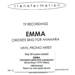 Crickets Sing For Anamaria (Remixes Pack)