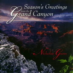 Season's Greetings From The Grand Canyon