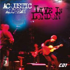 Live In London 2014 CD1 - Acoustic Alchemy