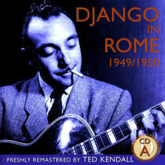Django In Rome 1949 - 1950 (CD 1) (Part 1)