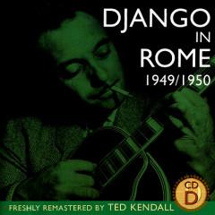 Django In Rome 1949 - 1950 (CD 4) (Part 1)