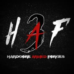 HARDCORE ARMED FORCES 3 - HARDCORE INTOXICATION