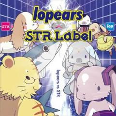 lopears vs STR Label