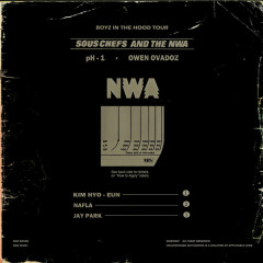 N.W.A (New Wave Attitude) (Single) - Sous Chefs