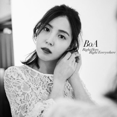 Right Here, Right Everywhere (Japanese) (Single)