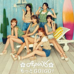 Motto Go! Go! (Japanese) (Single)