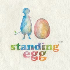 With - Standing Egg