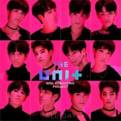 THE UNI+ B STEP 1 (Single) - The Uni+