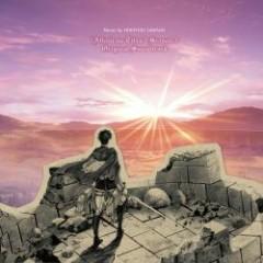Attack on Titan Season 2 Original Soundtrack CD2