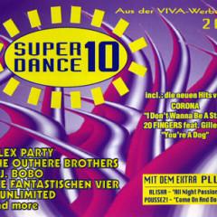 Super Dance (Plus) 10 CD3