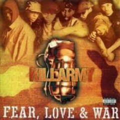 Fear, Love & War (CD1)