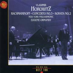 Rachmaninoff Piano Concerto No 3 & Piano Sonata No 2 - Vladimir Horowitz