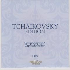 Tchaikovsky Edition CD 5
