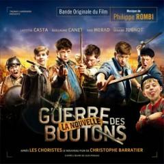 La Nouvelle Guerre Des Boutons OST (Pt.1) - Philippe Rombi