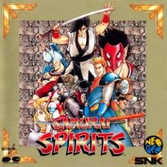 Samurai Spirits CD2