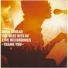 The Best Hits Of Live Recording -Thank You-