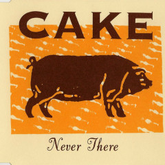 Never There 7inch Version - Cake