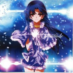 THE iDOLM@STER Birthday Commemoration Project Vol. 2: Chihaya Kisaragi Single ~Gratitude~