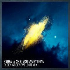 Everything (Koen Groeneveld Remix) (Single) - R3hab, Skytech