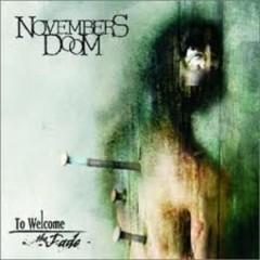 To Welcome The Fade (CD2) - Novembers Doom