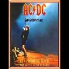 Bonfire (Let There Be Rock - The Movie - Live In Paris) (CD1) - AC/DC