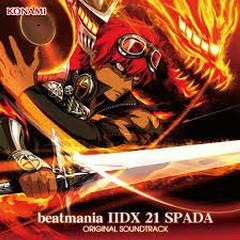 beatmania IIDX 21 SPADA ORIGINAL SOUNDTRACK CD1 No.2
