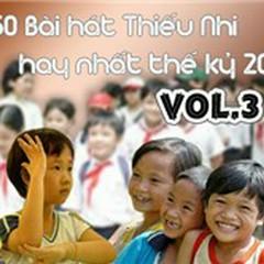 50 Bài Hát Thiếu Nhi (CD3)