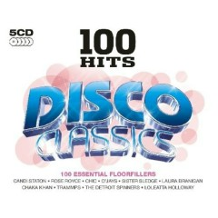 100 Hits Disco Classics CD8