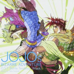 JoJo no Kimyou na Bouken Original Soundtrack Battle Tendency [Musik]