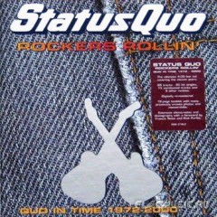 Rockers Rollin' Quo In Time 1972 - 2000 (CD6) - Status Quo