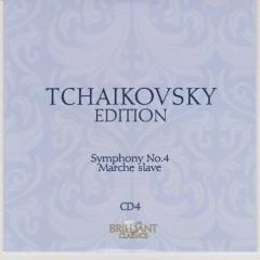 Tchaikovsky Edition CD 4