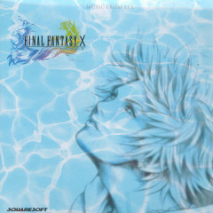 Final Fantasy X Promo CD