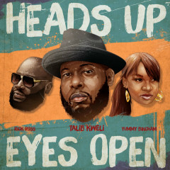 Heads Up Eyes Open (Single)