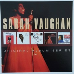 Original Album Series (CD4) - Sarah Vaughan