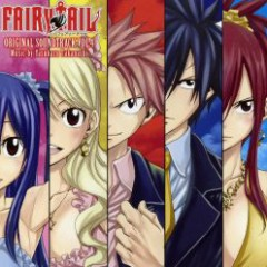 Fairy Tail Original Soundtrack Vol.4 CD2 - Takanashi Yasuharu