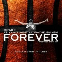 Forever (Promo CDS)