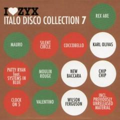 I Love ZYX Italo Disco Collection 7 cd3