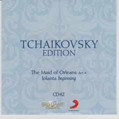 Tchaikovsky Edition CD 42