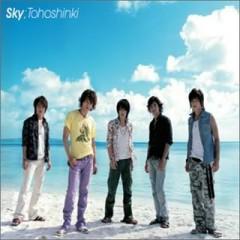 Sky  - TVXQ