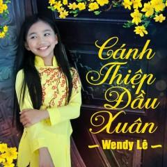 Cánh Thiệp Đầu Xuân - Bé Wendy Lê