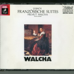 Bach - The French Suites CD 2 (No. 2) - Helmut Walcha