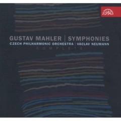 Mahler Complete Symphonies CD11 - Václav Neumann,Czech Philharmonic Orchestra