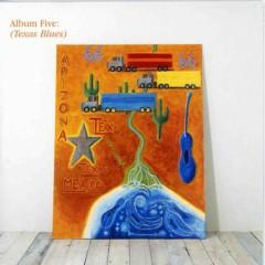 Blue Guitars Box Set - Texas Blues (CD5)