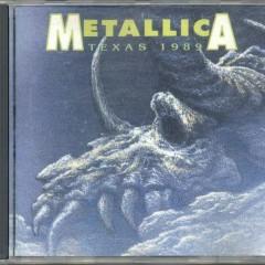 Texas 1989 - Metallica
