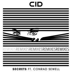Secrets (Remixes) (Single) - CID, Conrad Sewell