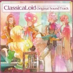 ClassicaLoid Original SoundTrack CD3