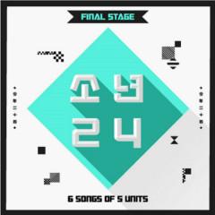BOYS24 FINAL STAGE (Single)
