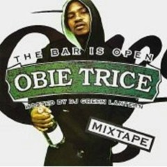 The Bar Is Open (CD1) - Obie Trice